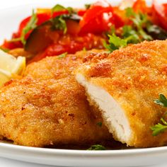 A �tender juicy chicken breast recipe.. Melt in Your Mouth Chicken Breasts Recipe from Grandmothers Kitchen.