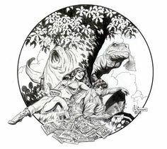 Xenozoic Tales by Mark Schultz