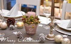 Weihnachtstisch | Platzhirsch Holzkichen