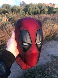 Deadpool mask \ X-force \ Weapon X \ Venompool (movie version)