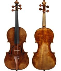 "Antonio Stradivari, Cremona, 1732, the ""Red Diamond"" - violin 