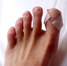 Tips to prevent blisters from running