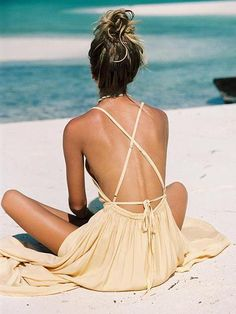 "Faithfull the Brand ""Zanzibar"" — Cameron Hammond Summer Outfits, Cute Outfits, Summer Dresses, Beach Maxi Dresses, Cute Maxi Dress, Backless Maxi Dresses, Bohemian Dresses, White Maxi Dresses, Holiday Outfits"