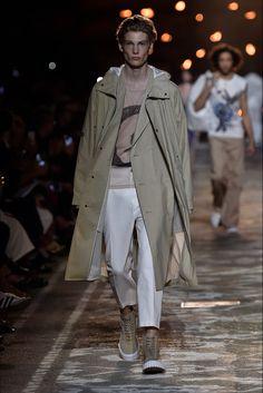 Sfilata Moda Uomo Hugo Firenze - Primavera Estate 2018 - Vogue