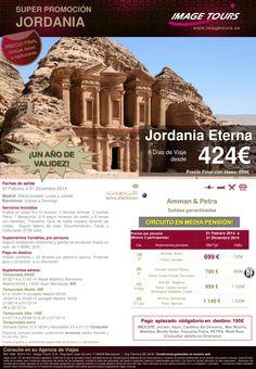 JORDANIA Eterna, 8 días en Media Pensión: Amman & Petra desde 424€ hasta 31 Diciembre ultimo minuto - http://zocotours.com/jordania-eterna-8-dias-en-media-pension-amman-petra-desde-424e-hasta-31-diciembre-ultimo-minuto/