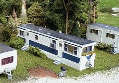 After a 10 year vintage mobile home restoration it's now on display. Description from pinterest.com. I searched for this on bing.com/images