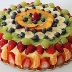 Ricetta torta di frutta