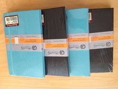 Piccadilly Essential Notebooks
