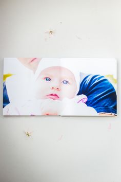 Mannikus Made photobook Baby, children photography and Design