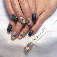 Смотрите это фото от @anita_rostov на Instagram • Отметки «Нравится»: 34 Nails, Instagram Posts, Beauty, Finger Nails, Ongles, Beauty Illustration, Nail, Nail Manicure