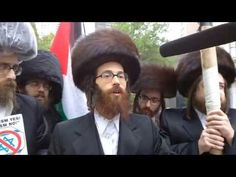 Rabbis protest Bibi Netanyahu's speech at the UN