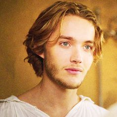 Francis ~ I cried at the pain in his eyes as Mary rode off with Bash!