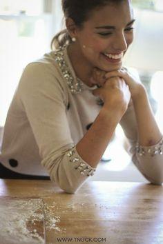 Fashion Truffles: Embellished Sweaters