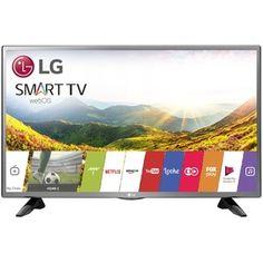 7bddd5432 TV - Smart TV HD LG LED 32 polegadas 32LJ600B - Economize ao Comprar
