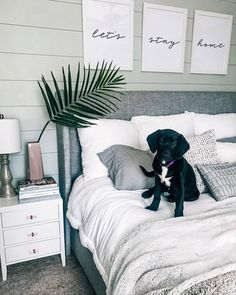 Follow @prettyinthepines in the LIKEtoKNOW.it app to shop her blue and beachy bedroom details | http://liketk.it/2uRdh #liketkit…