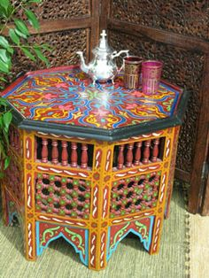 seaside moraccan decor | Moroccan Style Homes