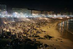 A Coruña calienta motores para las fiestas de San Juan más completas de la historia.