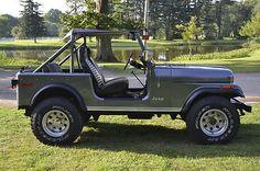 Used Cj7 Jeeps Sale | 1977 Jeep Cj7 - Used Jeep Cj for sale in Beverly, Massachusetts ...