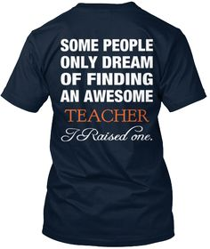 Some People Only Dream Of Finding An Awesome Teacher I Raised One New Navy…