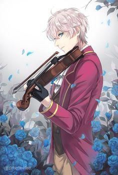 grafika anime, unknown, and anime boy