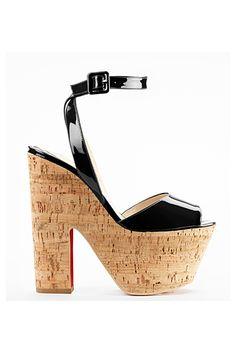 f4bb894d144 Christian Louboutin - Женская обувь - 2011 весна-лето Platforms