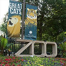 National Zoological Park Location 3001 Connecticut Ave., NW Washington, DC Metro Station Metro RedWoodley Park-Zoo/Adams Morgan or Cleveland Park