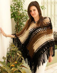 Mis trabajos para damas, chompas, chalinas, faldas, bufandas, tapados, etc. hechos en dos agujas, crochet, telares y horquilla