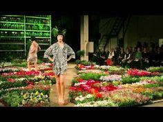 Marimekko Spring/Summer 2011 Fashion Show - YouTube