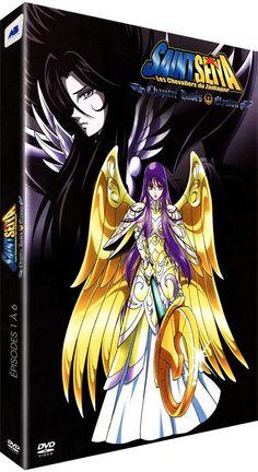 Saint Seiya - Chapitre 3 Had�s : Elysion - DVD - Les Chevaliers du Zodiaque