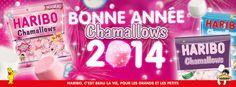 #atnetplanet #HariboChamallows #BonneAnnee2014