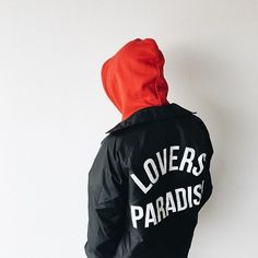 Lovers Paradise Coach Jacket Returns. Available this Sunday @ 12 PM ST