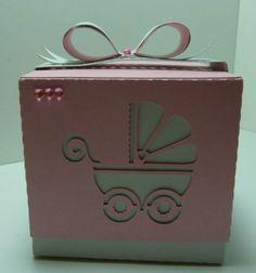 Geschenkschachtel - Geburt