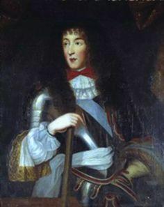 Philippe de France, Monsieur, duc d'Orléans, d'après Werner