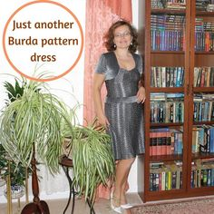 Flattering clothes for big stomach - Ageberry: helping you succeed in sewing Burda Patterns, Dress Patterns, Big Stomach, Flattering Outfits, Sewing Alterations, Stylish Plus, Dress Clothes For Women, Sewing Projects For Beginners, Sewing Techniques