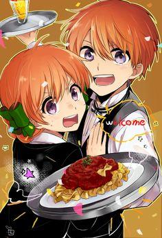 Anime Couples, Cute Couples, Anime Manga, Anime Art, Monthly Girls' Nozaki Kun, Gekkan Shoujo Nozaki Kun, Art Terms, Female Protagonist, Girl Couple