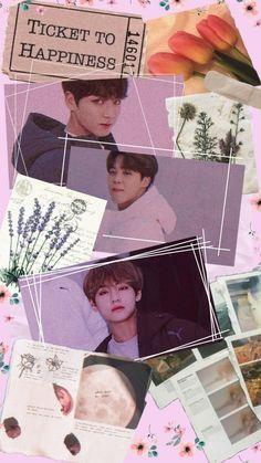Bts Wallpaper, Shinee, Taehyung, Exo, First Love, Aesthetics, Boyfriend, Wallpapers, Poster