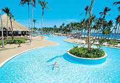 Punta Cana- I saw this place while watching The Real Housewives of New Jersey
