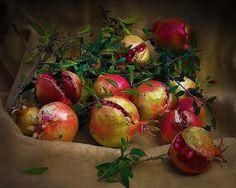 """""""Pomegranates"""" by Lorenzo Gizzi"""