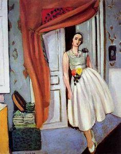 Henri Matisse: Sylphide, 1926