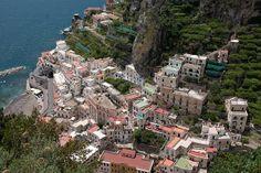 Wybrzeże Amaliifitańskie - Ravello