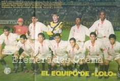 17/09/1997 @Universitario vence 1-0 a Cristal en el Estadio Nacional con gol de Guido Alvarenga...