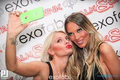Exofab Selfies