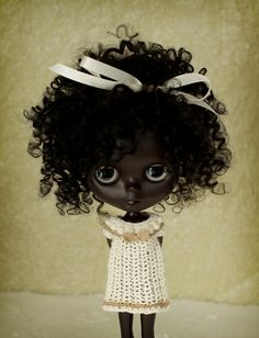 Millicent Ragazza - Black Blythe custom