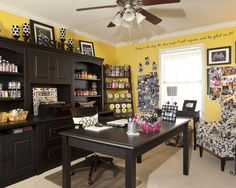 Traditional Home Office Craft Room Design Pictures Remodel Decor And Ideas