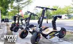 Cervello Tres, Velocifero and CTX Velocifero EV Circuit Malaysia launched the all new off-road track, Velocita Park at Cahaya SPK, Shah Alam. Off Road Scooter, Buy Scooter, Best Electric Bikes, Electric Scooter, Electric Cars, Shah Alam, Mode Of Transport, Cars And Motorcycles