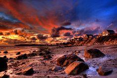 White Horse Beach    Plymouth, Massachusetts