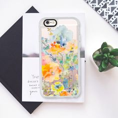 Clear From the Garden iPhone 7 Case by Pineapple Bay Studio | Casetify