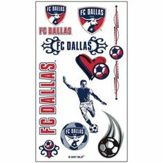 Mls fc dallas on pinterest soccer texas and fans for Texas tattoo license