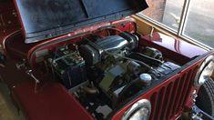 Image result for Jeep vintage car open engine