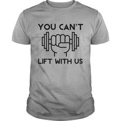 You Cant Lift With Us 4 Coolest T Shirt : shirt quotesd, shirts with sayings, shirt diy, gift shirt ideas #Wrestlemania, #ACMs, Madison Bumgarner, Fernando Rodney, #60Minutes, #FAMUMotown, #Dbacks, Derrick Rose, Ecuador, Lexi Thompson